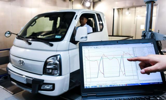 Neues Ladungs-Erkennungssystem von Hyundai - Geringeres Gewicht, weniger Drehmoment