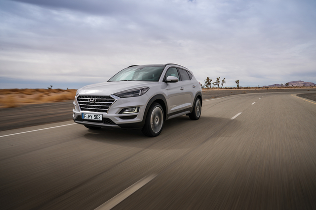 Hyundai Tucson - Facelift-Modell für 23.000 Euro