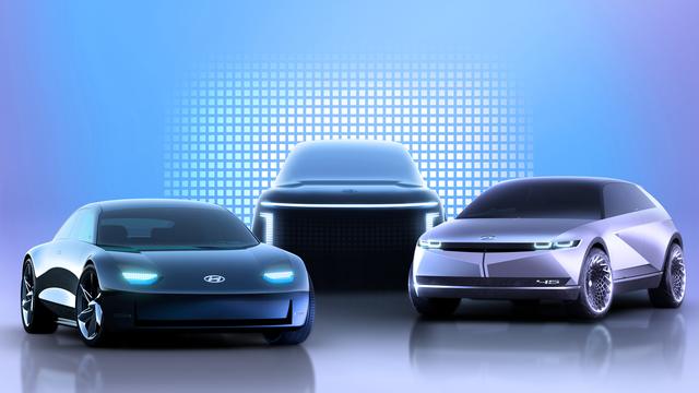 Hyundai gründet E-Auto-Submarke   - Drei Ioniq-Stromer bis 2025