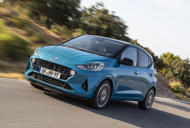 Fahrbericht: Hyundai i10 - Kleiner zeigt Größe