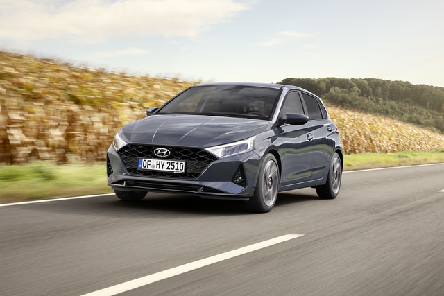Fahrbericht: Hyundai i20 - Nicht nur das Heck ist keck