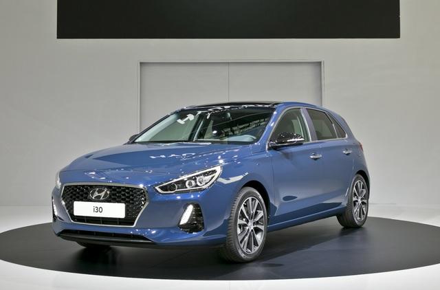 Hyundai i30 - Neu aufgestellt (Vorabbericht)