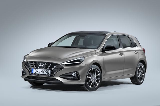 Hyundai i30 Facelift - Optisch aufgefrischt, technisch nachgewürzt