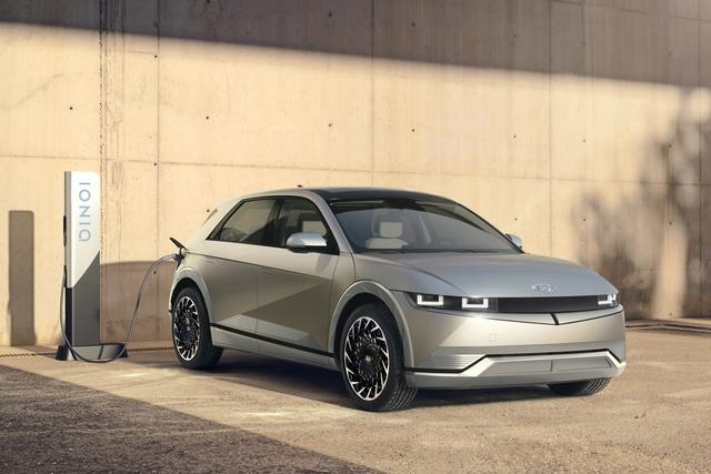 Markenausblick Hyundai Ioniq - Mit 800 Volt in Richtung E-Mobilität