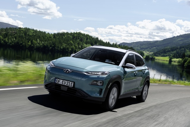 Fahrbericht: Hyundai Kona Electric - SUV unter Strom