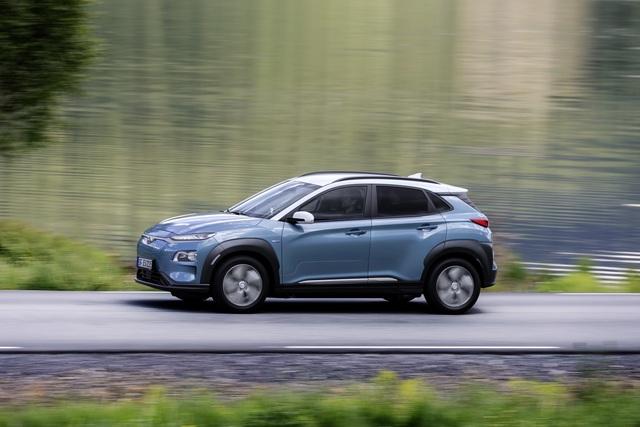 Hyundai Kona Elektro: Garantieverlängerung - Acht Jahre auf die Batterie