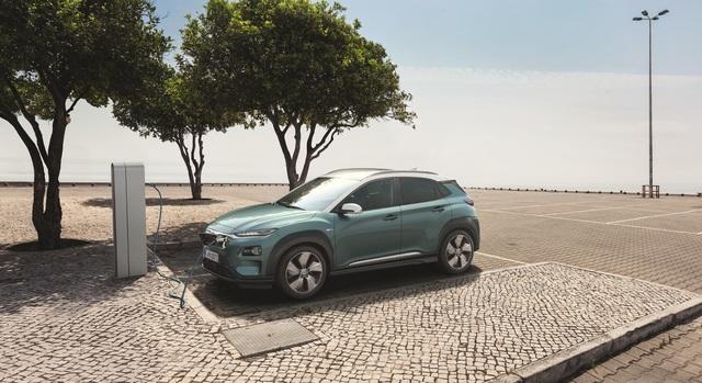 Hyundai Kona Elektro - Der Stromer kostet ab 34.600 Euro