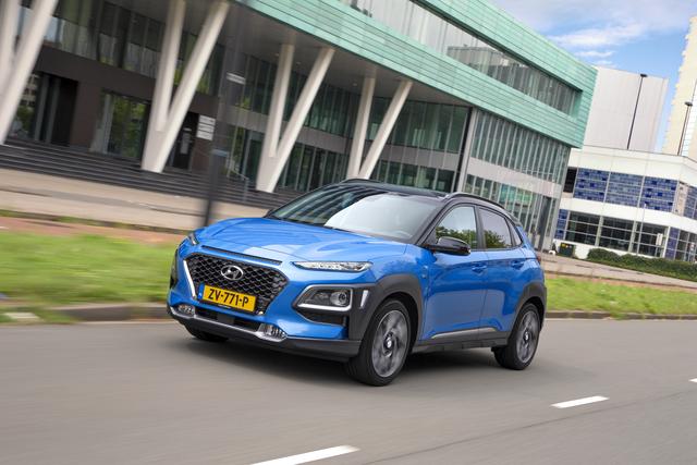 Fahrbericht: Hyundai Kona Hybrid - Jetzt auch mit zwei Herzen