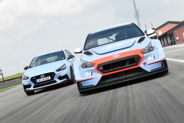 Hyundai i30 Sportmodelle  - Eilige Dreifaltigkeit