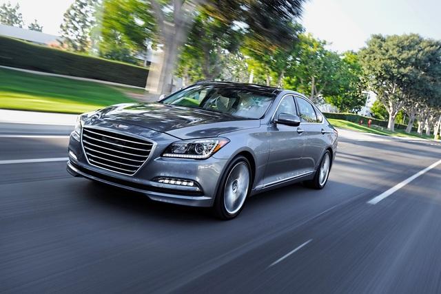 Hyundai Genesis - Koreas Limousine gleitet nach Europa