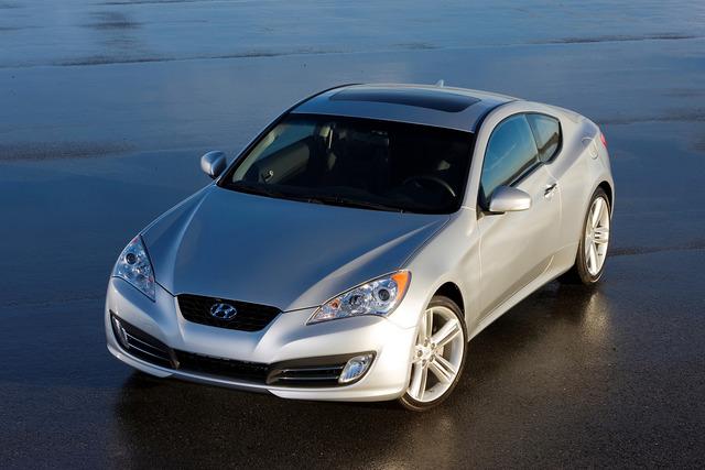 Hyundai Genesis Coupé - Eine ganz neue Seite (Vorabbericht)