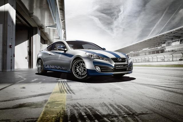 Hyundai Genesis-Sondermodell - Korea goes Motorsport