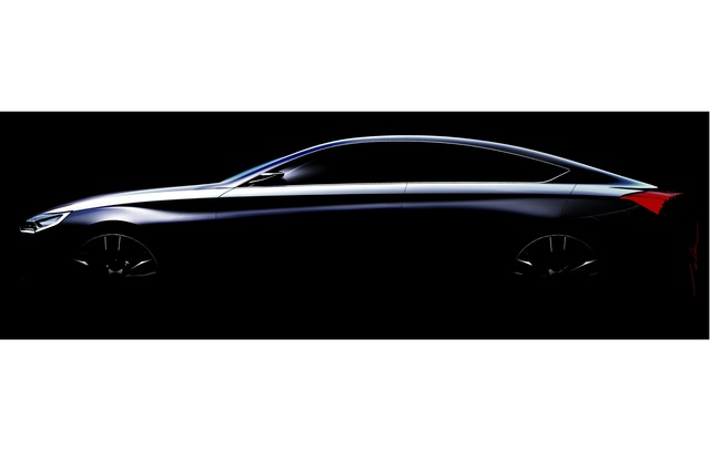 Hyundai HCD-14 - Studie in Premium