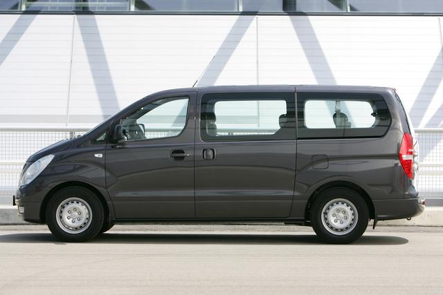 Hyundai: H-1 Travel mit neuer Basisversion