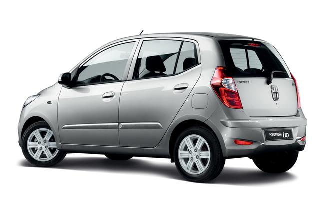 Hyundai-Sondermodelle - Preisvorteil zum Jubiläum