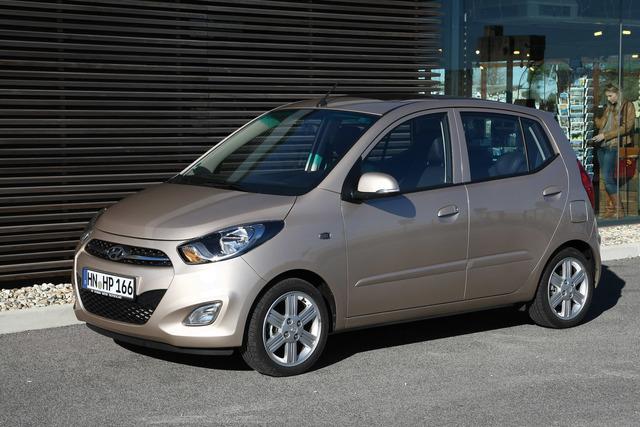 Gebrauchtwagen-Check: Hyundai i10 - Handlicher Zwerg mit Schwächen