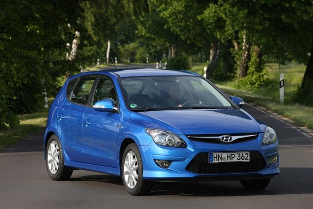 Hyundai i30 - Spritsparmeister wird noch genügsamer