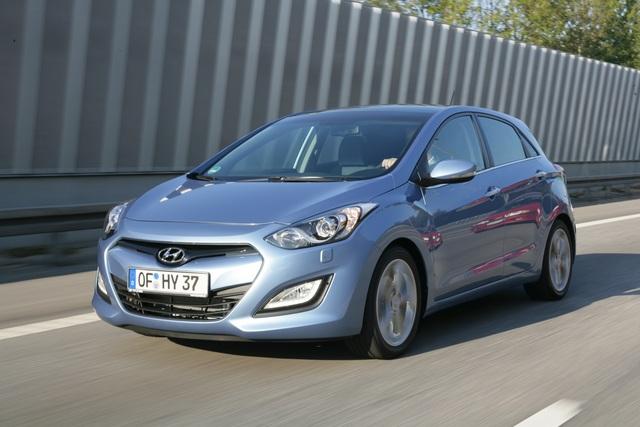 Hyundai i30 - Ein selbstbewusster Auftritt