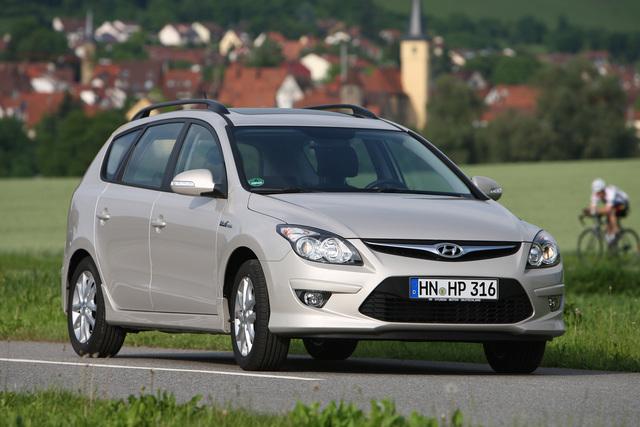 Hyundai i30cw - Überarbeitetes Modell für Gewerbekunden