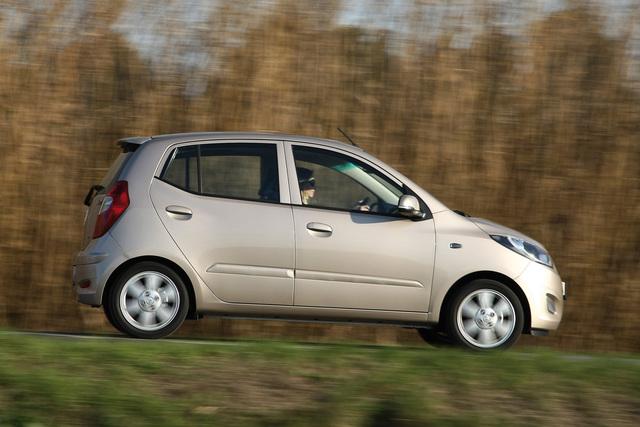 Hyundai i10 - Der Kleine macht das große Geschäft (Kurzfassung)