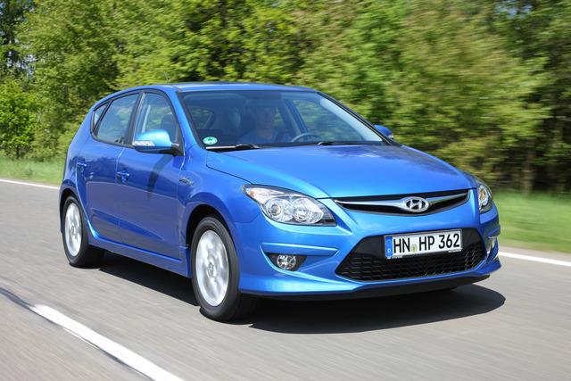Leichtes Facelift für den Hyundai i30
