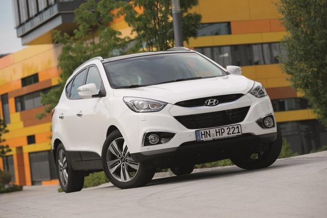 Hyundai LPG-Modelle - Flüssiggas ab Werk nachrüsten