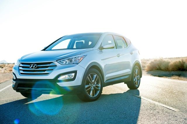 Hyundai Santa Fe - Neu in New York