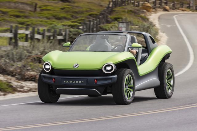 Prototypenfahrt: VW ID.Buggy - Spaßmobil geht in Serie