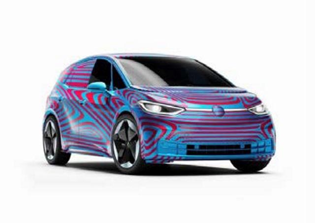 VW ID.3 - Start mit Sondermodell für 40.000 Euro