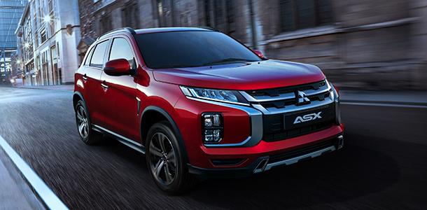 Mitsubishi ASX  - Noch ein Lifting für den SUV-Veteran