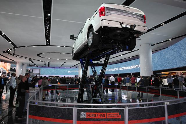 Detroit Auto Show 2017 - Great again
