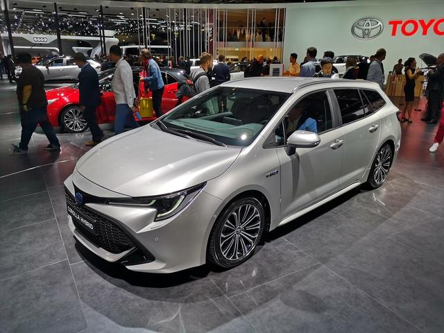 Die erfolgreichsten Autohersteller 2018  - Toyota vorn, VW legt zu