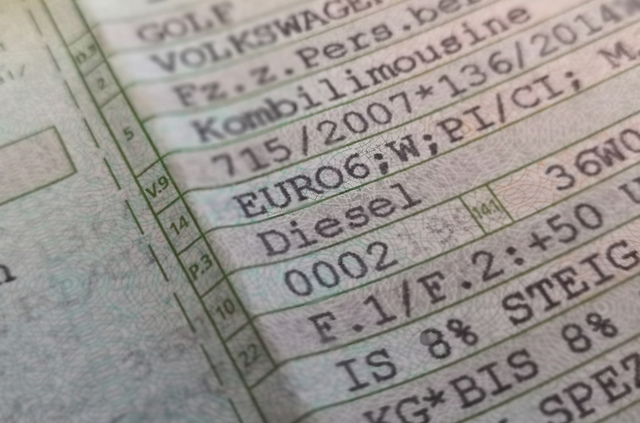 Ratgeber: Wie erkenne ich die Schadstoffnorm meines Autos?  - Mit Euro 6 wird es kompliziert