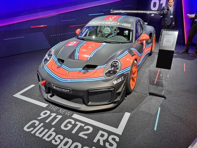 Porsche GT2 RS Clubsport - Noch mehr Rennwagen