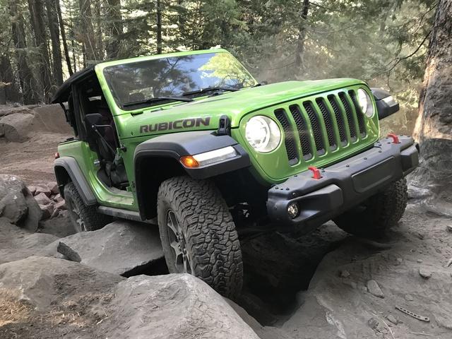 Fahrbericht: Jeep Wrangler Rubicon - Für die schwierigsten Passagen der Welt