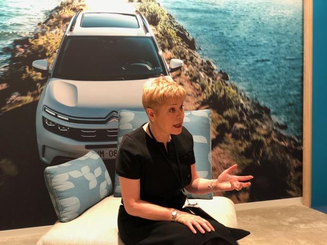 Drei Fragen an: Linda Jackson, Citroën-CEO - Komfort als Kernkompetenz