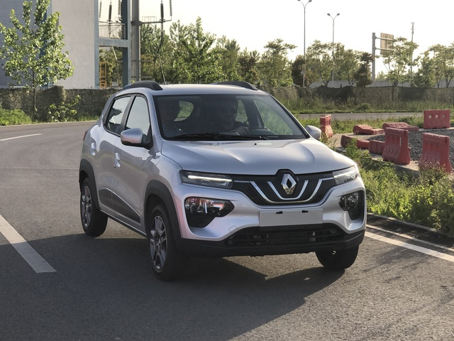 Renault City K-ZE - China-Crossover kommt nach Europa