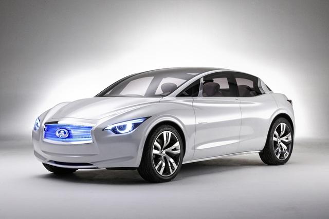 Infiniti-Modellpläne - Elektroauto und Kompaktwagen werden kommen