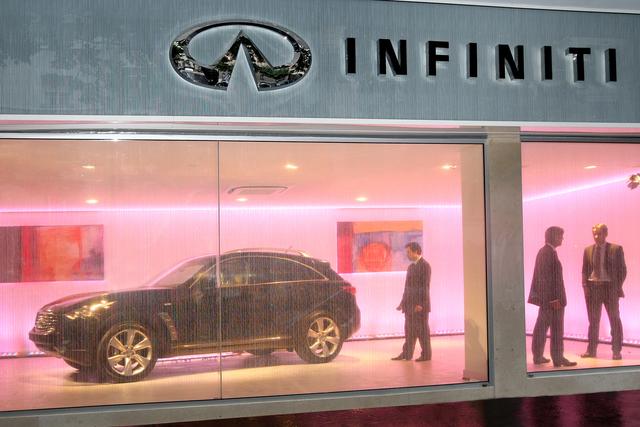 Infiniti plant kleinere Fahrzeuge