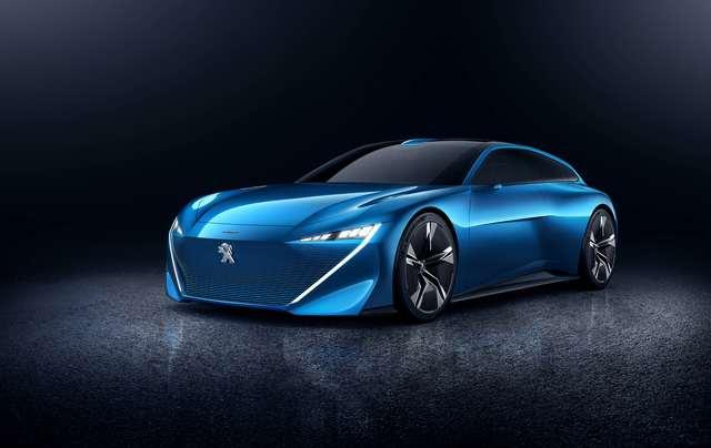 Peugeot Instinct Concept - Autonom nach Wahl
