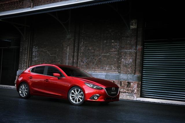 Mazda3 -  Breiter Auftritt (Vorabbericht)