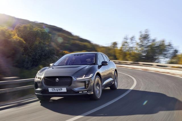 Jaguar I-Pace - Britanniens Tesla-Fighter