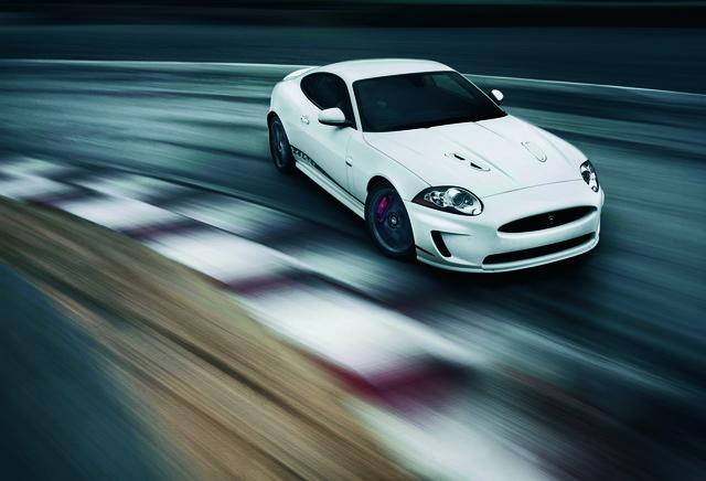 Neue Varianten für den Jaguar XKR