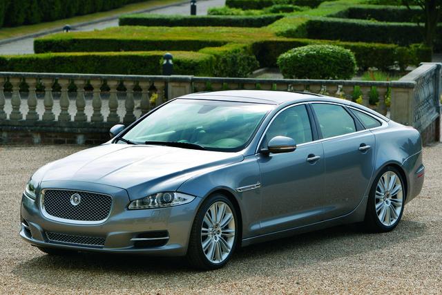Jaguar XJ: Die Katze ist gesprungen (Vorabbericht)