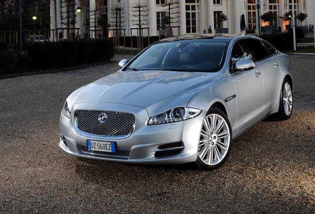 Jaguar XJ: Neue Moderne  (Kurzfassung)