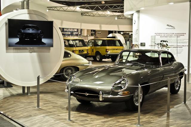 Jaguar E-Type Reborn - Besser als neu