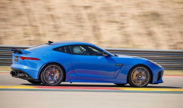 Fahrbericht: Jaguar F-Type SVR - Der Schnellste seiner Art (Kurzfassung)
