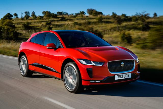 Test: Jaguar i-Pace - Auf leisen Pfoten