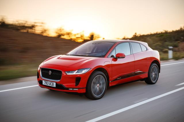 Jaguar I-Pace - Mehr Reichweite durch Software-Update