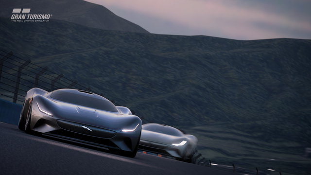 Jaguar Vision GT Coupé - Starker Stromer für schnelle Spieler